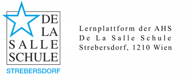Logo of Lernplattform der AHS De La Salle Strebersdorf